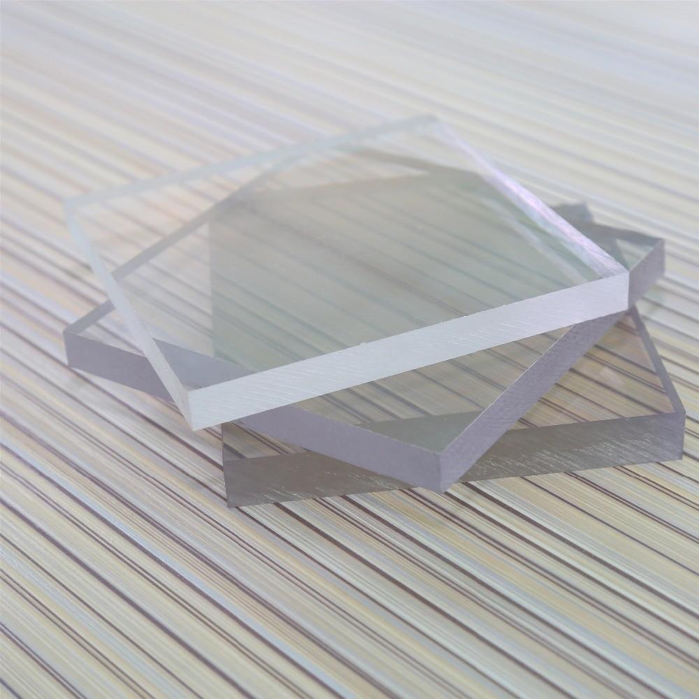tấm nhựa polycarbonate đặc ruột