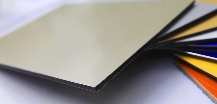 Tấm ốp nhôm Aluminium Alcorest chất lượng