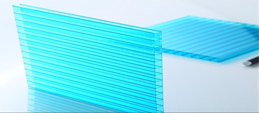 Một số loại tấm nhựa lấy sáng tiện ích