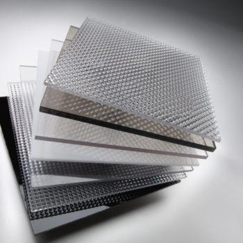 Tấm nhựa lấy sáng polycarbonate đặc