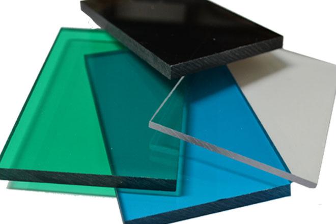 Kích thước chuẩn của tấm nhựa lấy sáng polycarbonate