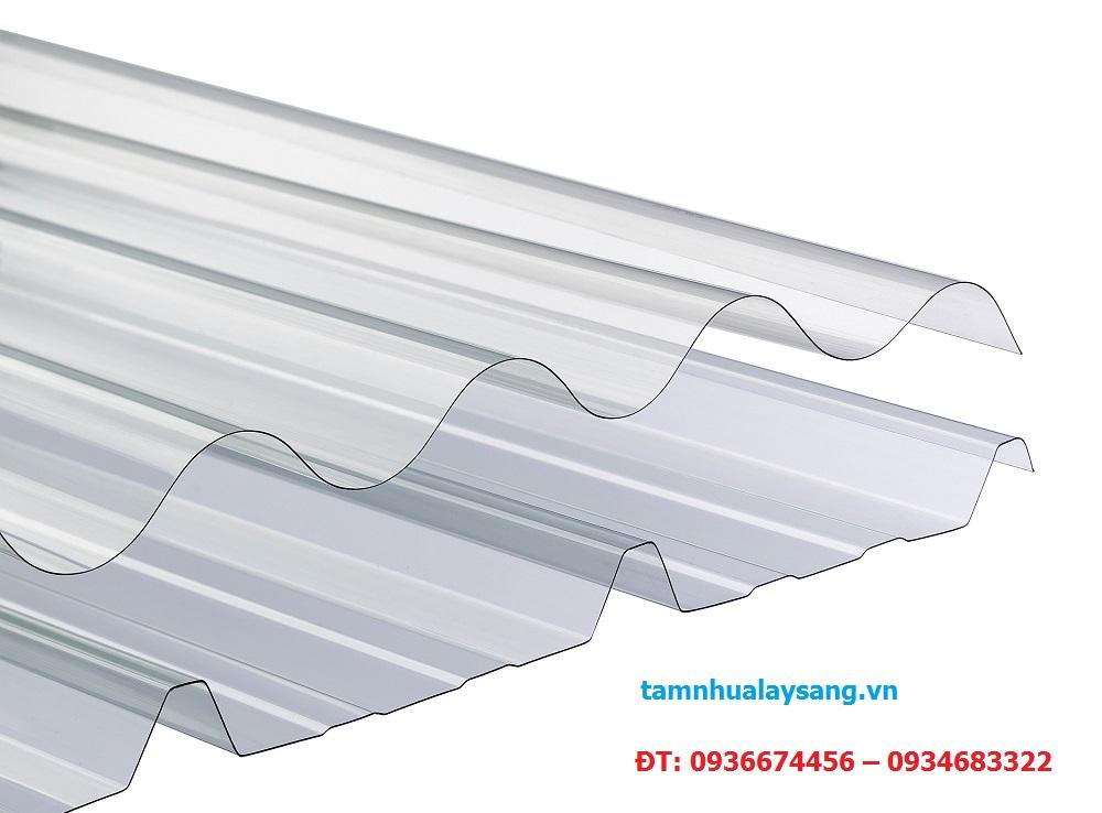 Tấm nhựa lấy sáng chất lượng cao cấp