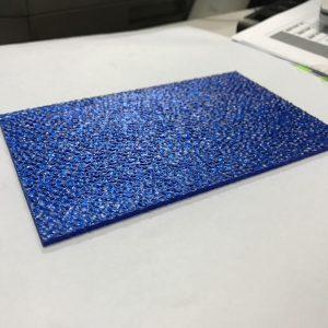 Tấm polycarbonate nhám