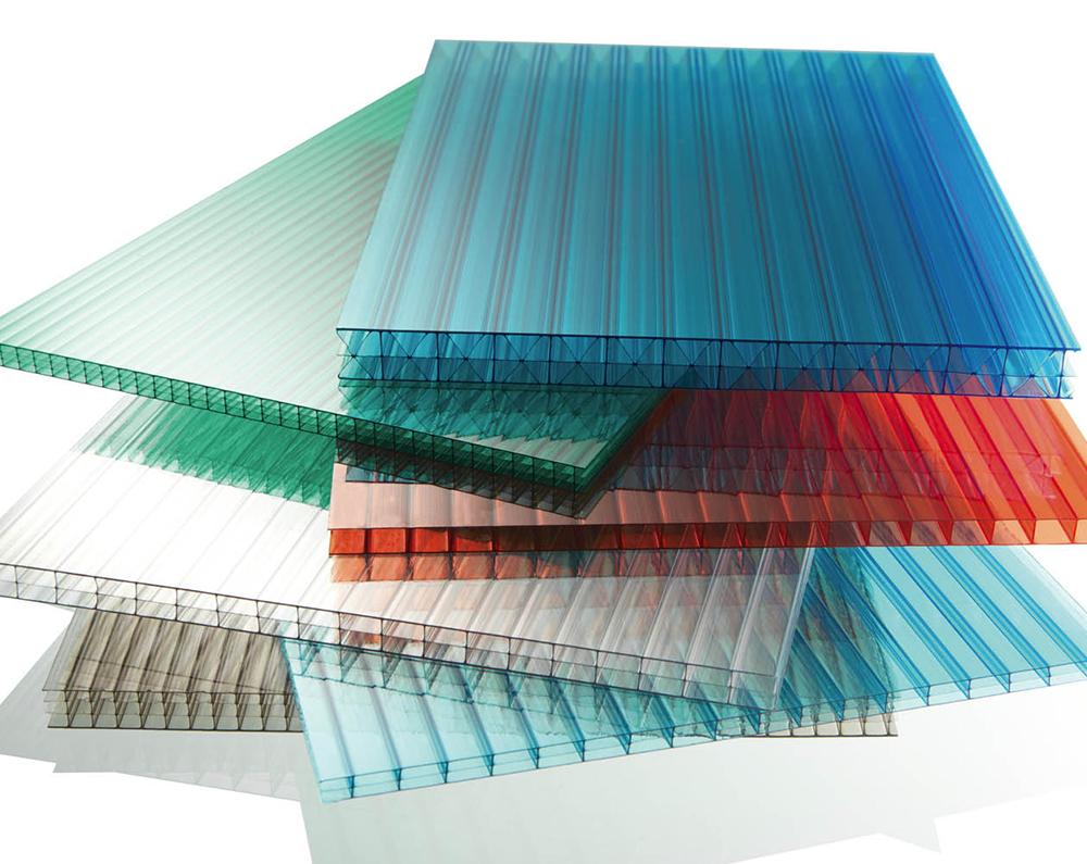 Tấm nhựa lấy sáng chống tia UV