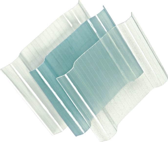 Tấm nhựa lấy sáng 9 sóng