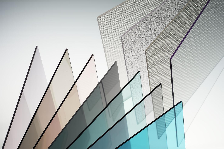 Tấm nhựa composite dạng phẳng